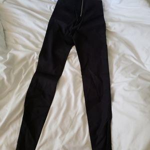 H&M black pant